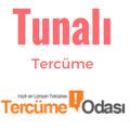 tunali-tercume